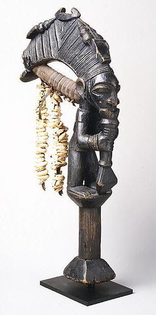 Esu Staff (Ogo Elegba)