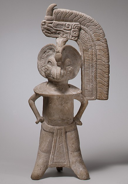 Bird-Headed Figure Whistle