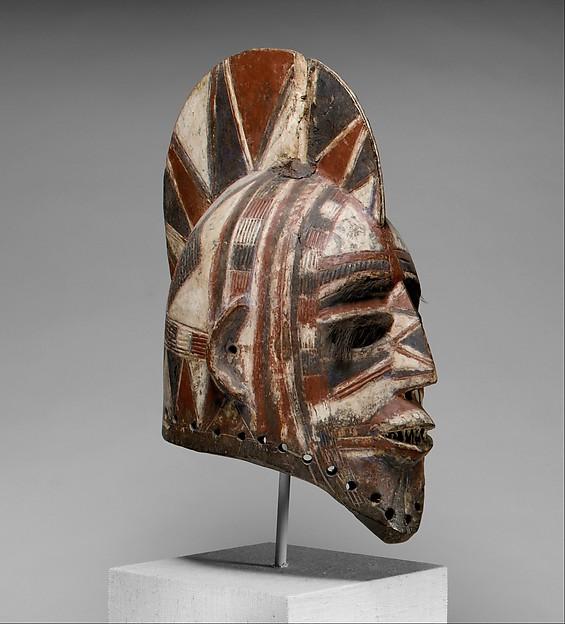 Helmet Mask (Bolo)