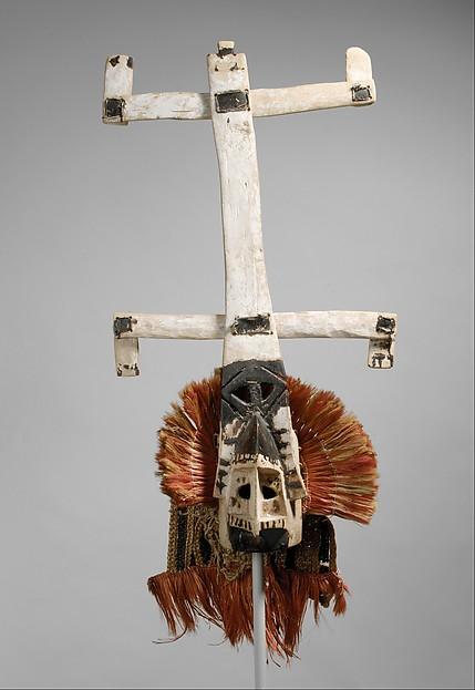 Masquerade Hood (Kanaga)