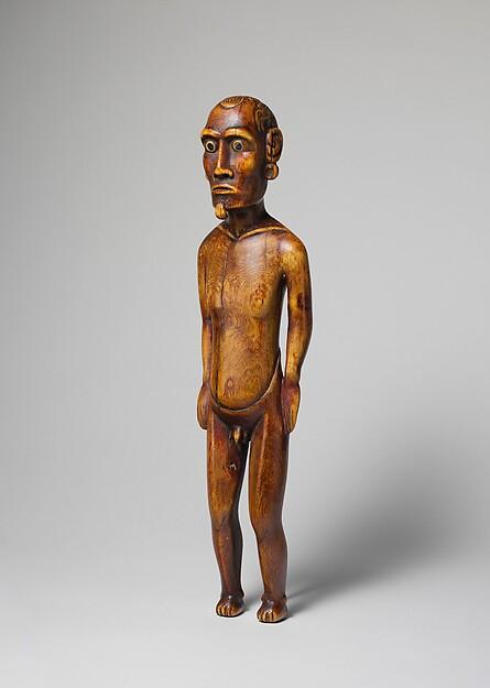 Male Figure (Moai Tangata)