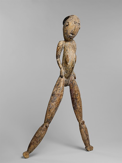 Female Figure (Tetepeku)