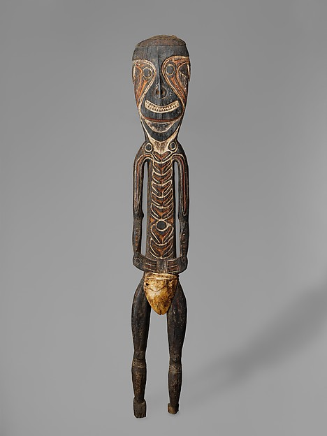 Male Figure (Kaiaimuru)