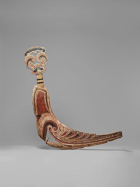 Canoe Prow Ornament (Taburi)