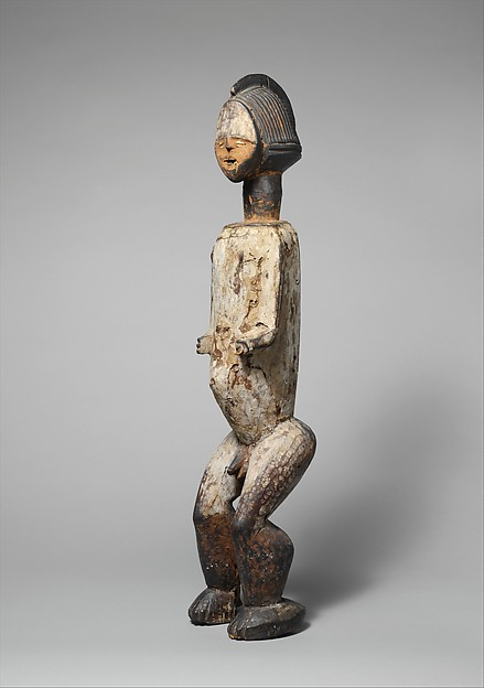 Reliquary: Standing Male Figure