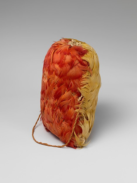 Feathered Bag
