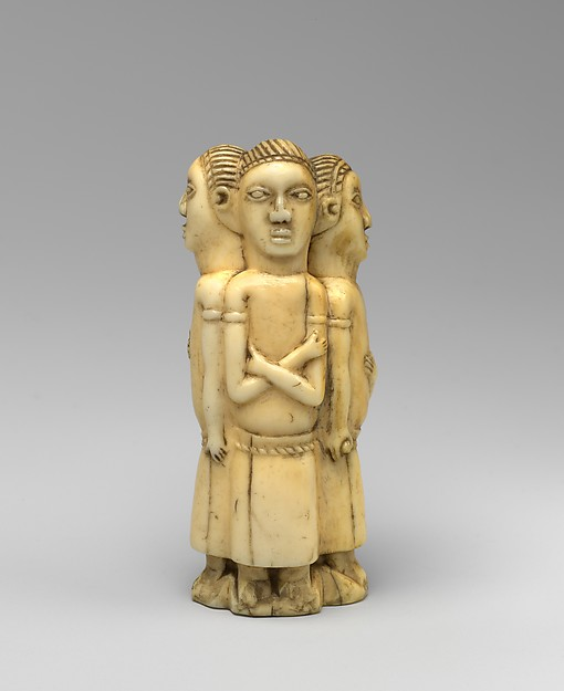 Figurine: Three Males