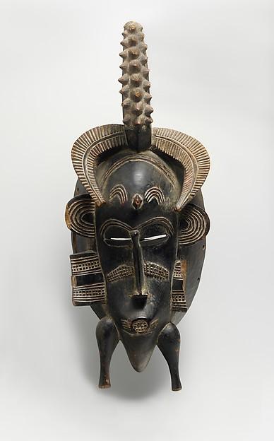 Face Mask (Kpeliye'e)