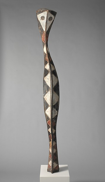 Headdress: Serpent (A-Mantsho-ña-Tshol)