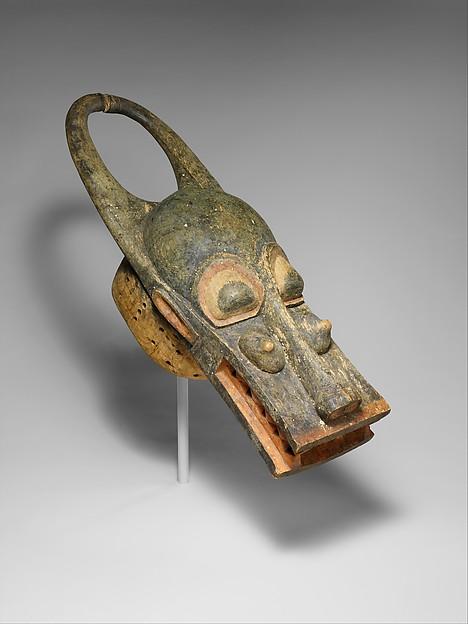 Helmet Mask (Bo Nun Amuin)