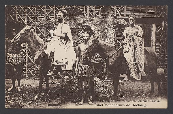 Chief Vonshatura of Dochaug [Dschang]