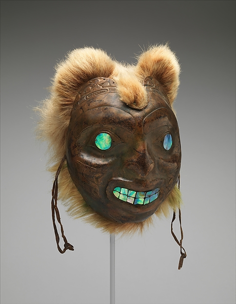 Sea Bear Mask