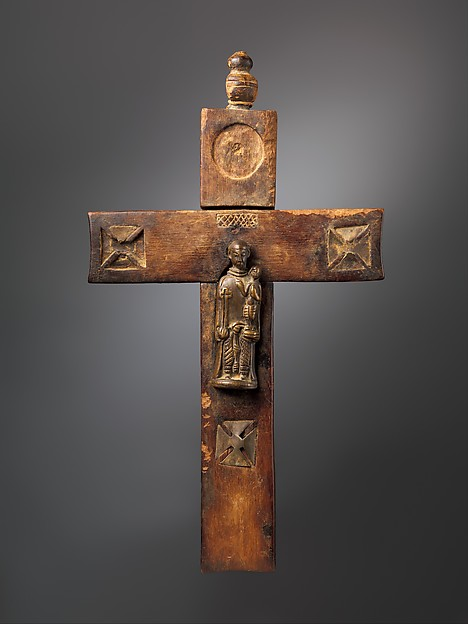 Crucifix: Saint Anthony (Toni Malau)