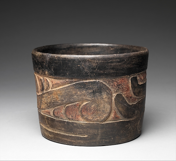 Relief-Carved Bowl