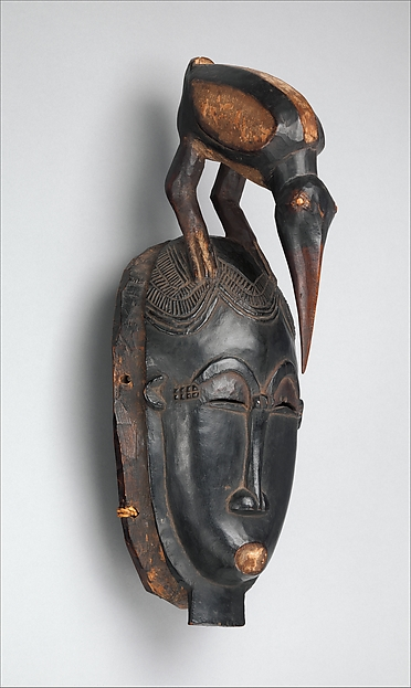 Portrait Face Mask (<em>Mblo</em>)