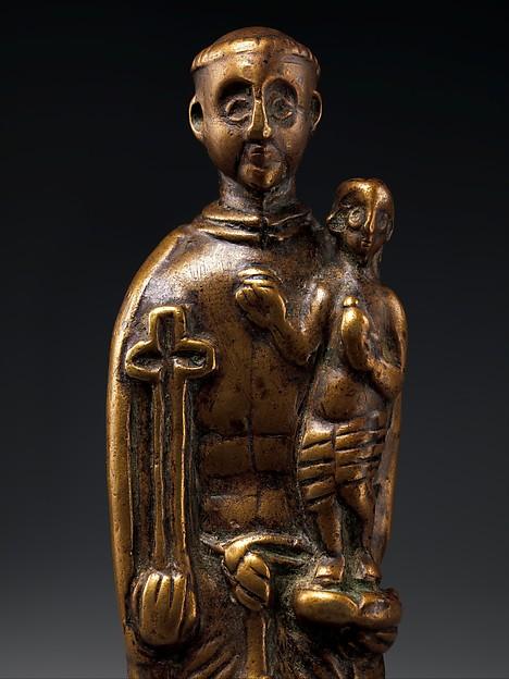 Pendant: Saint Anthony