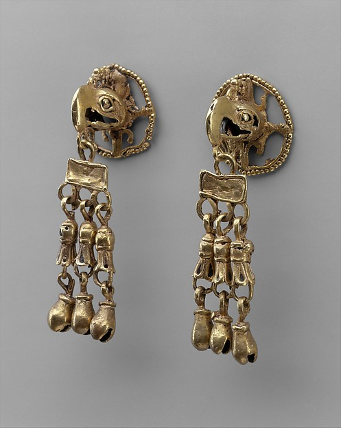 Pair of Ear Ornament Frontals