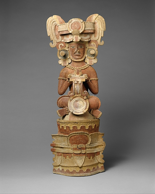 Censer, Seated King