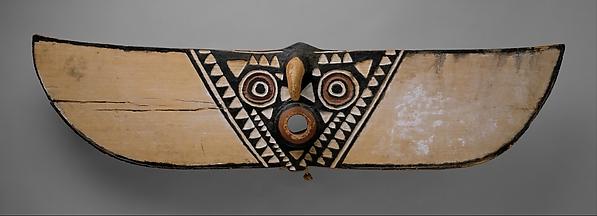 Mask: Hawk (Duho)