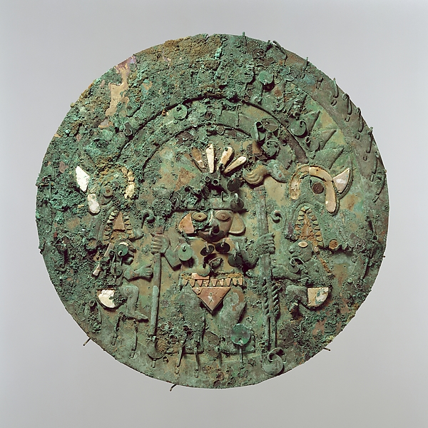 Disk with Figure