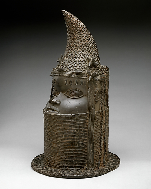 Head of Iyoba