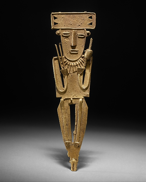 Male Figure (tunjo)