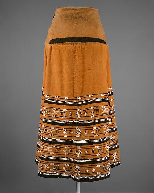 Skirt (Isikhakha or Umbhaco)