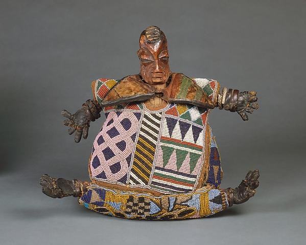 Figure for Osanyin Priest