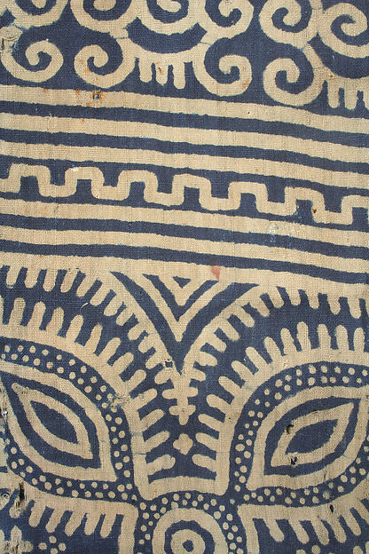 Fragment of a Ceremonial Textile (Sarita)