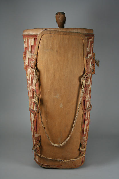 Ceremonial container