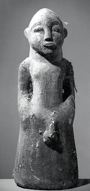 Half Figure: Male