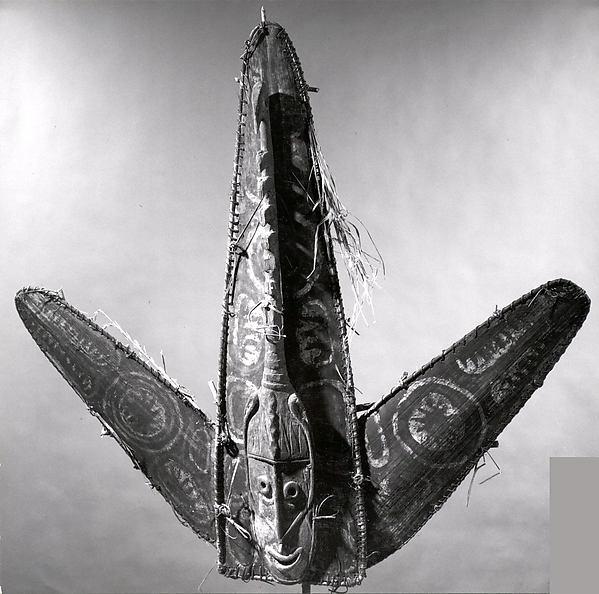 Canoe Shield (Utukwei [?])