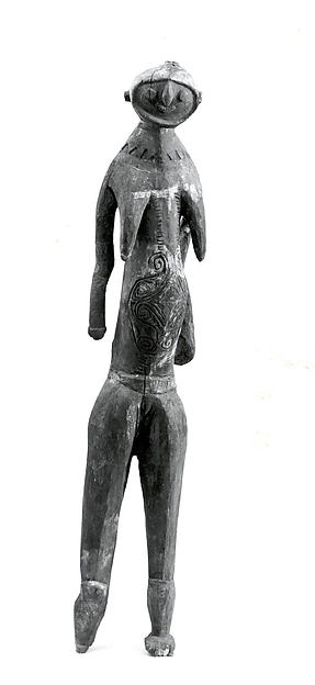 Female Figure for Yam Ceremony (Noukwi)