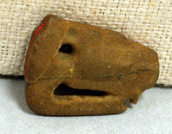 Stone Animal Pendant