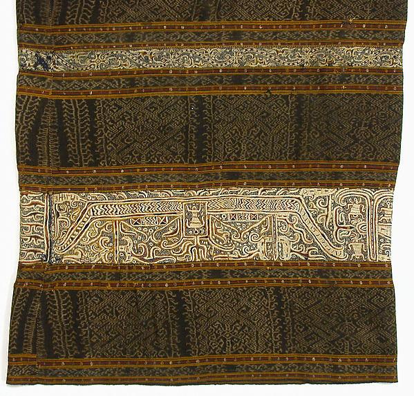 Woman's Ceremonial Skirt (Tapis)