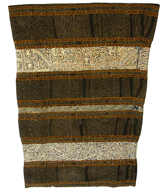 Woman&#39;s Ceremonial Skirt (Tapis)