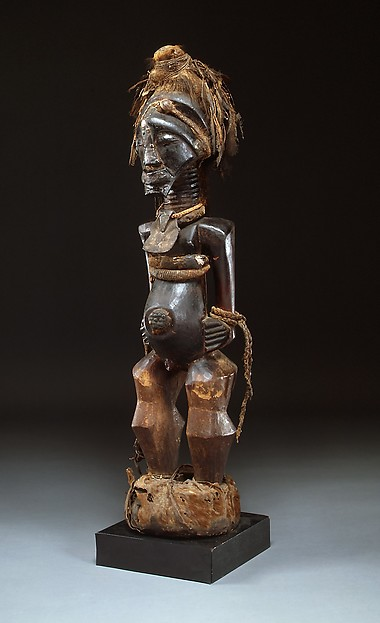 Power Figure: Male (Nkisi)