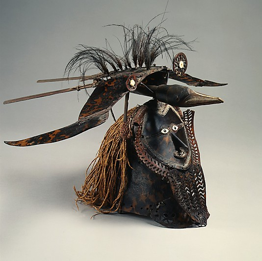 Mask (Buk, Krar, or Kara)