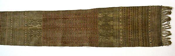 Man's Headcloth