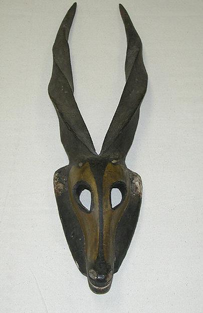 Mask: Antelope (Karikpo)
