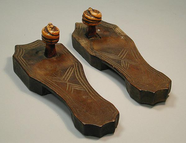 Sandal Pair