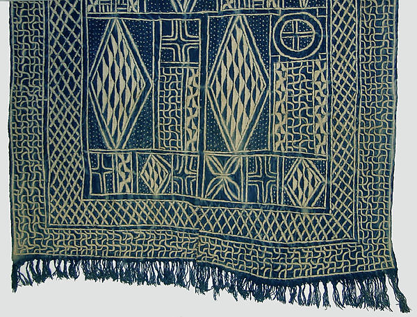 Royal Display Cloth (Ndop)