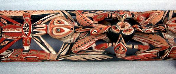 Funerary Carving (Malagan)