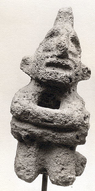 Crested figure (Macuilxochitl)