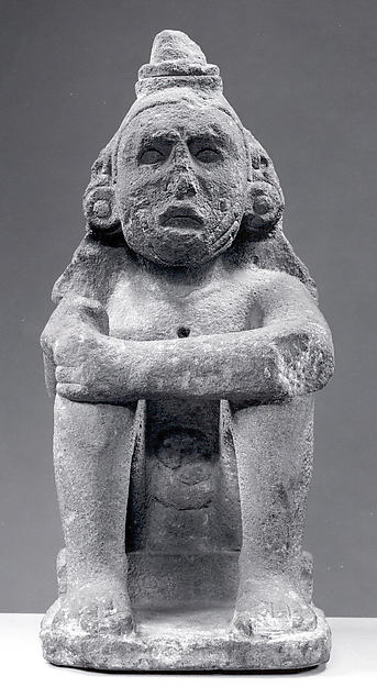 Seated Deity (Macuilxochitl)