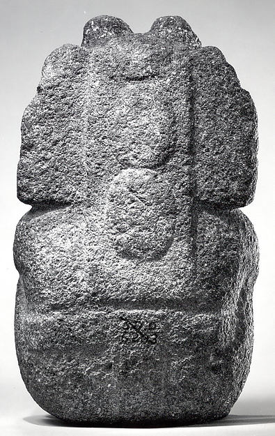 Seated Male Deity