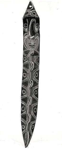 Figure for Yam Ceremony (MIndja)