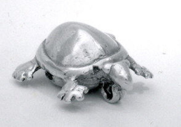 Turtle Bell Pendant