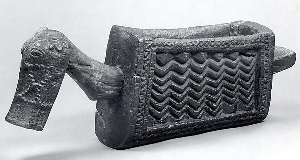 Ritual Vessel (Aduno Koro): Horse