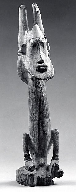 Figure: Seated Male (Nommo)
